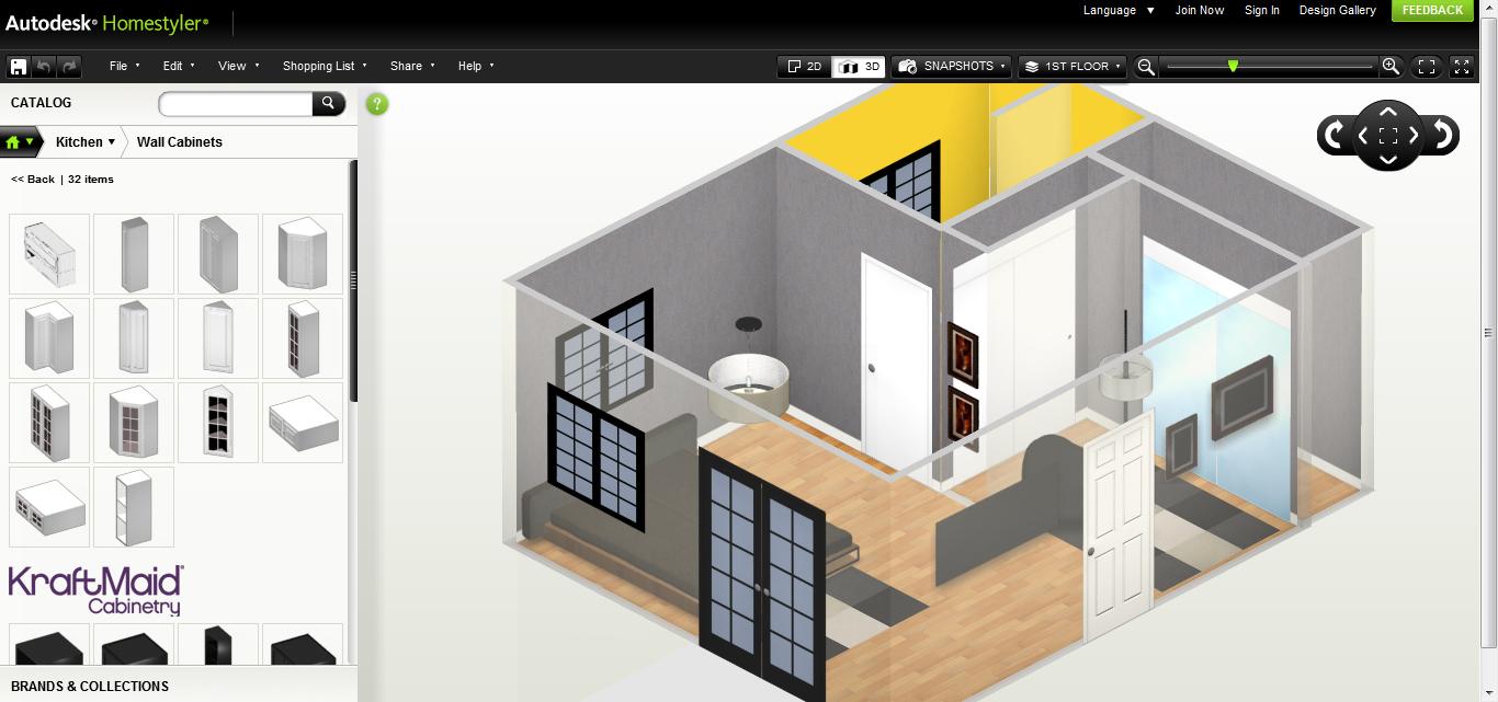 Techreporter for Interior exterior design software