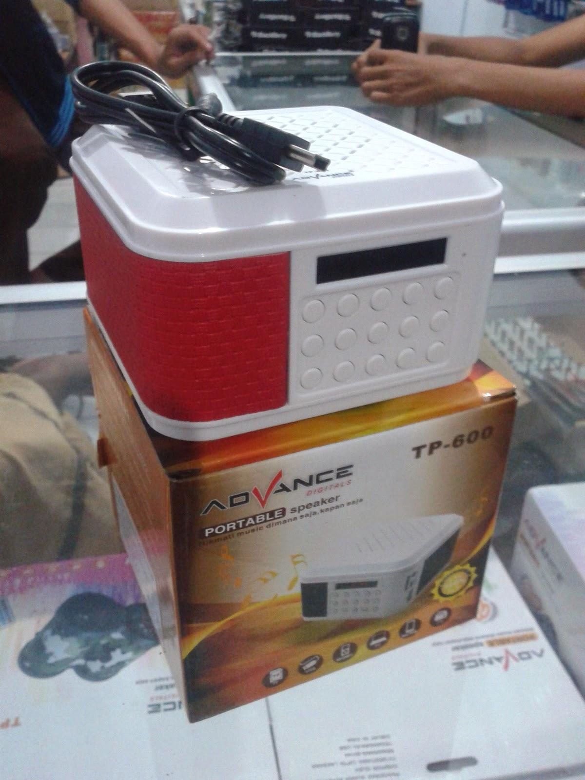 Islamia Celluler Speaker Portable Advance Tp 600 Er R1