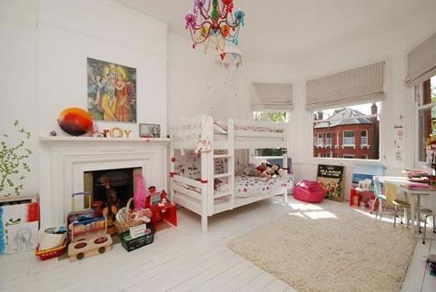 32 propuestas originales para una habitacin infantil o juvenil