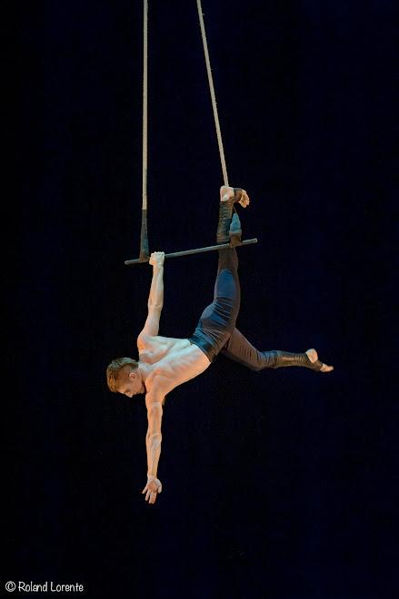 Costume numéro Trapèze-danse de Kevin Beverley