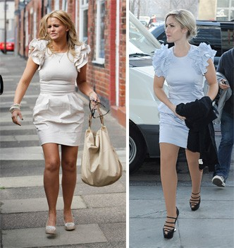 Kerry Katona - haljina