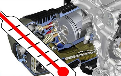 Tips dan Cara Memanaskan Mesin Motor Dengan Benar