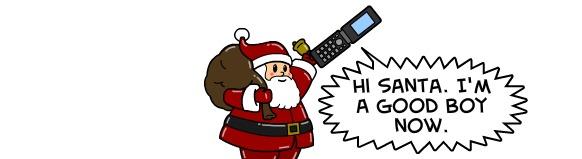 santa, parenting blog, funny meme