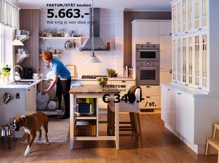 Met een klein budget een keuken kopen melanie home