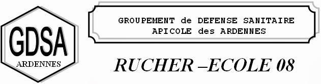 RUCHER - ECOLE 08