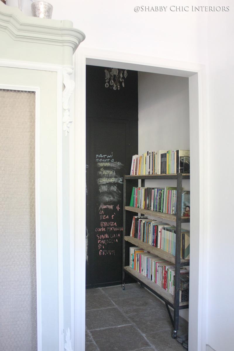 Che cos'è la chalkboard?   shabby chic interiors