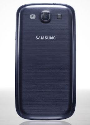 Immagine della Fotocamera 8 mega pixel del nuovo smartphone quad core Samsung