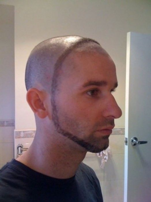 Funny and Creative Beards Fashion