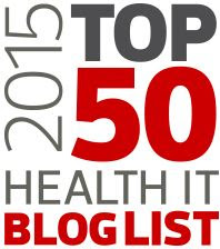 2015 Top 50 Health IT Blog