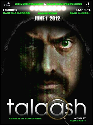 Filme Poster Talaash: The Answer Lies Within DVDRip XviD & RMVB Legendado