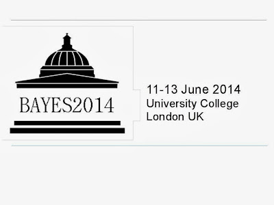 Update on Bayes Pharma 2014