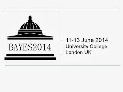 Update on Bayes Pharma 2014
