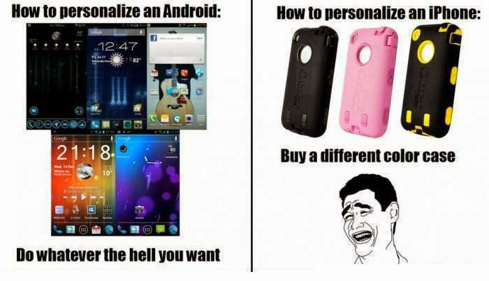 How to personalize smartphone?