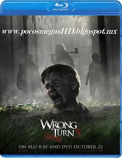 Camino Hacia el Terror 5 [Brrip 720p] [AuDio Dual] [2012] ()