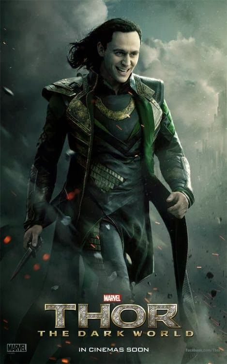 "Mad Minerva 2.0: Movie Review: ""Thor: The Dark World"""