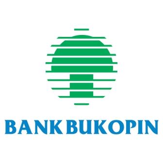 Logo Bank Bukopin CDR Vektor Coreldraw design