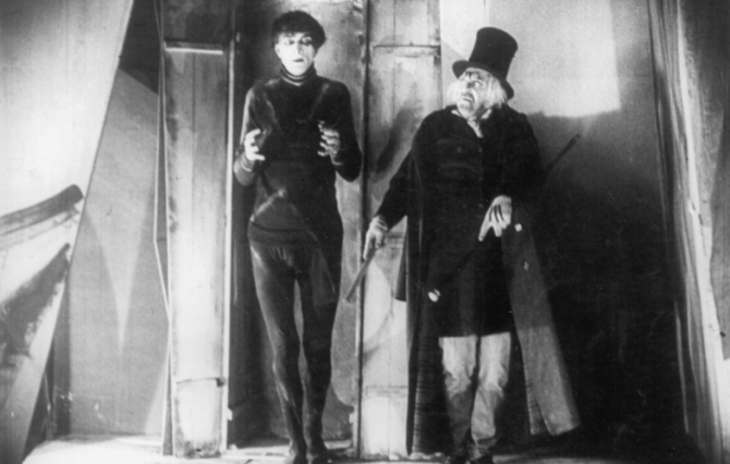 The cinematic spectacle blind spot the cabinet of dr caligari 1921 - Cesare the cabinet of dr caligari ...