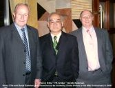 TK Chiba Sensei 40th UK Celebration Dinner