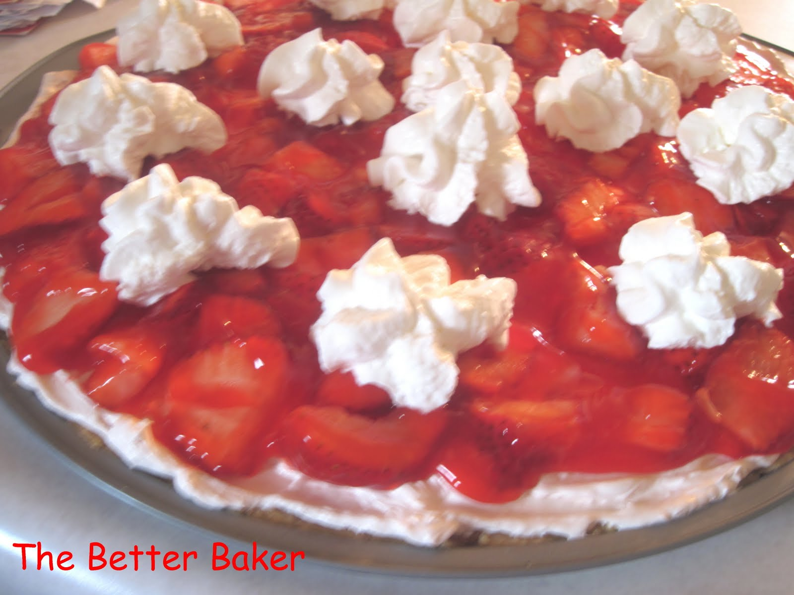 dessert pizza comes strawberry cheesecake dessert and cream dessert ...