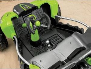 Power Wheels Dune Racer 12-Volt Battery-Powered Ride-On