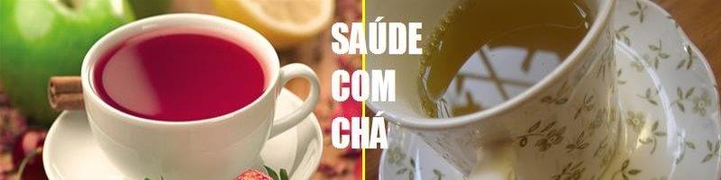 Tudo sobre chá no Saúde com chá