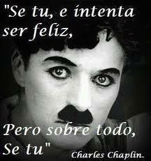 Felicidad Charles Chaplin