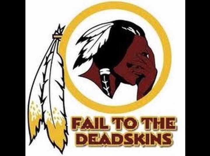 fail to the deadskins.- #deadskins #redskinshaters #redskinslose