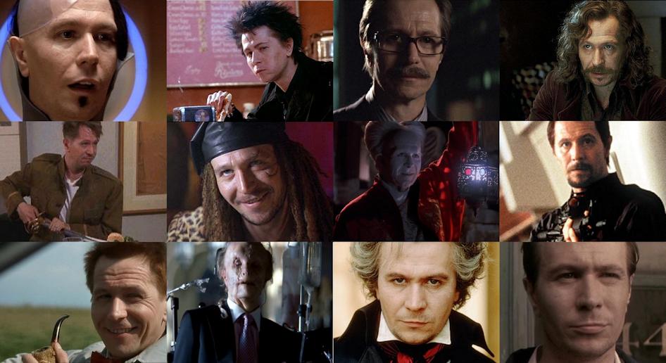 A dozen more Oldman roles