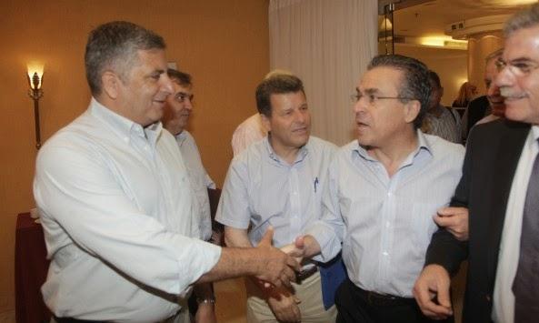 Ο Γιώργος Πατούλης εκλέχτηκε νέος πρόεδρος της ΚΕΔΕ