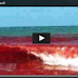 Blood Red Waters in Brazil!