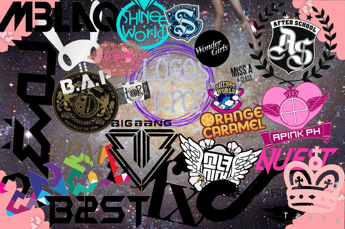 Kpop Logo Wallpaper