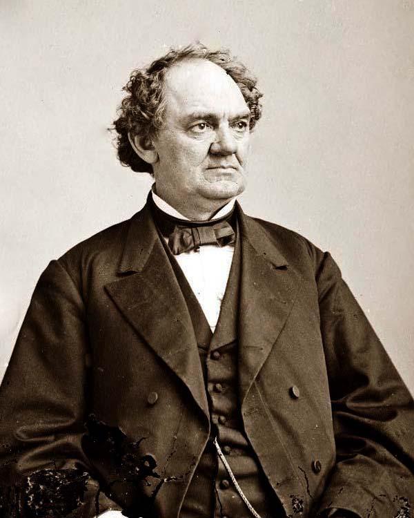 "PHINEAS TAYLOR ""P.T."" BARNUM (1810-1891) SHOWMAN, BUSINESSMAN"