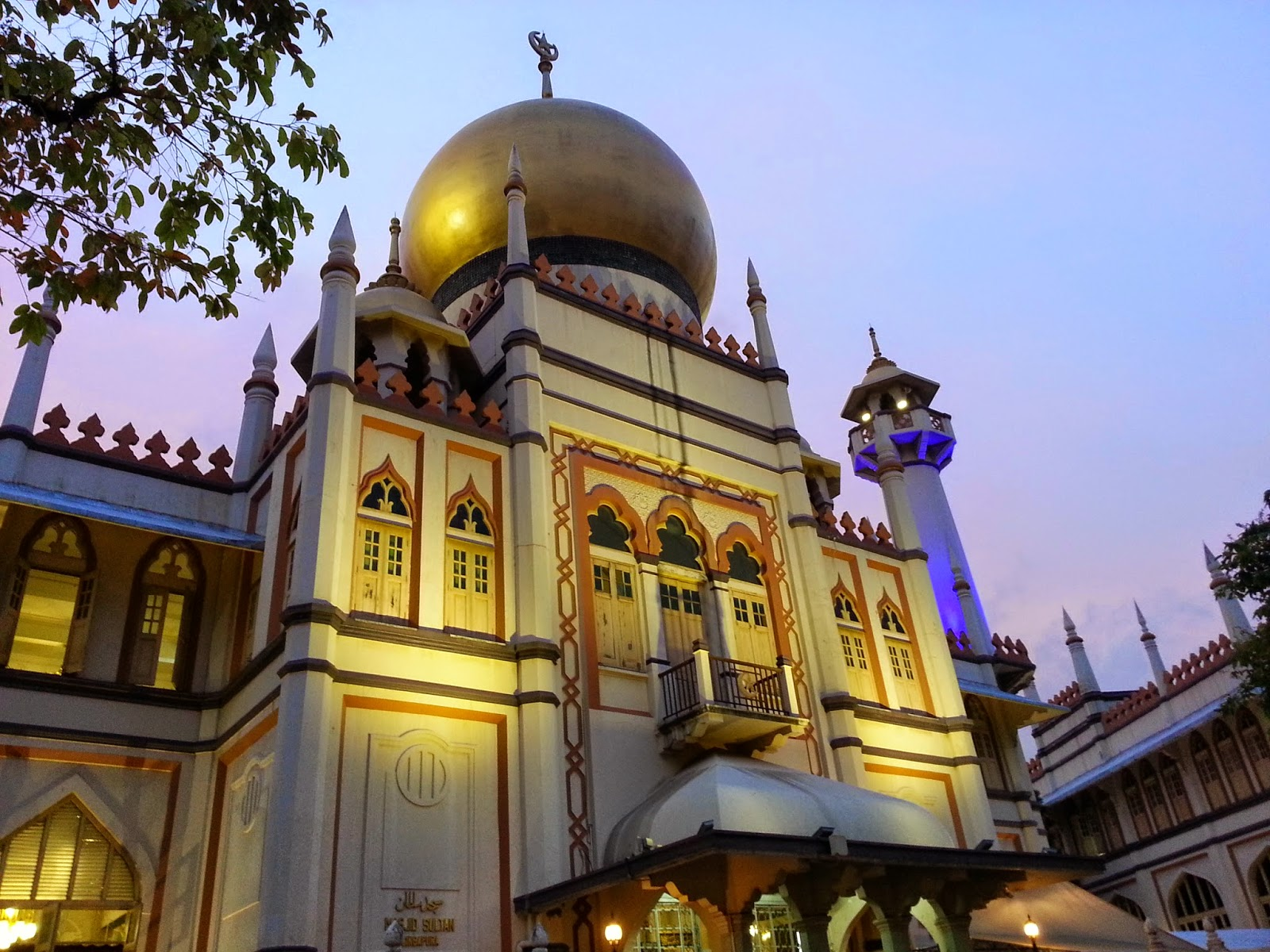 The Mosque Holds Great Significance For Muslim Community And Is Considered National Of Singapore It Was Designated A Monument In