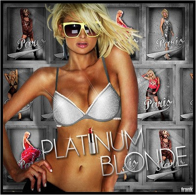 Paris Hilton - Platinum Blonde