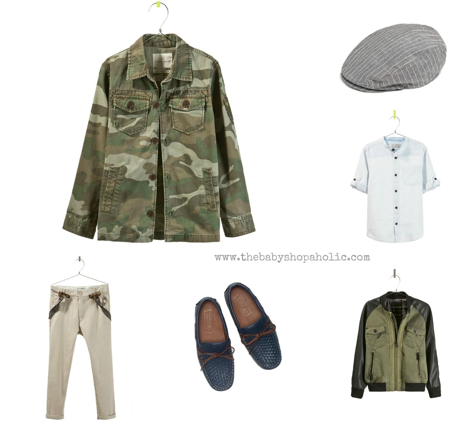 Zara children clothes online
