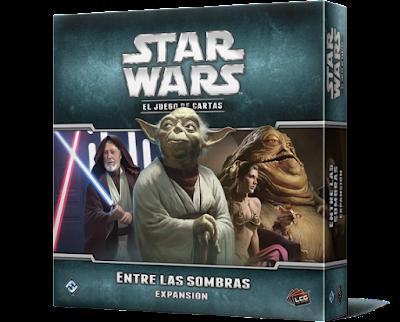 Expansión Star Wars LCG: Entre las Sombras