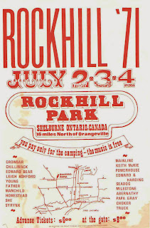 Rock Hill poster 1971