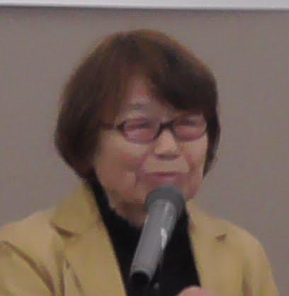 総会発言 青木佳子さん