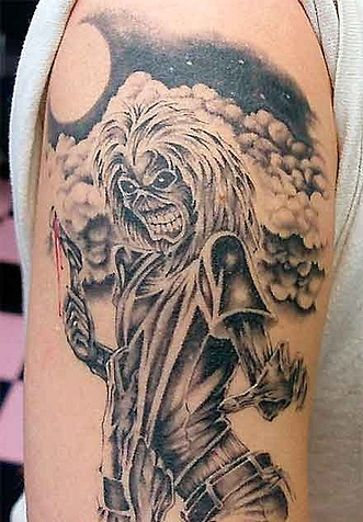 iron+maiden+tattoos