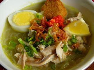 makanan khas indonesia yang go international soto ayam