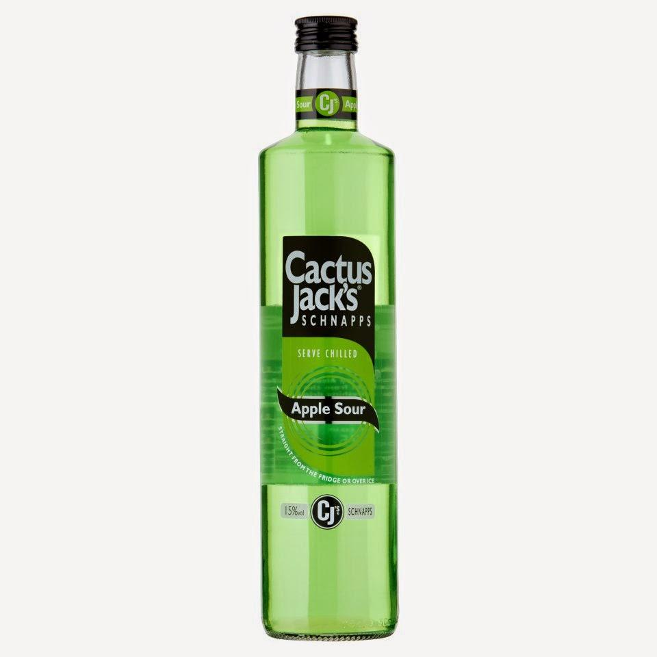 Blackjack Cocktail Sambuca