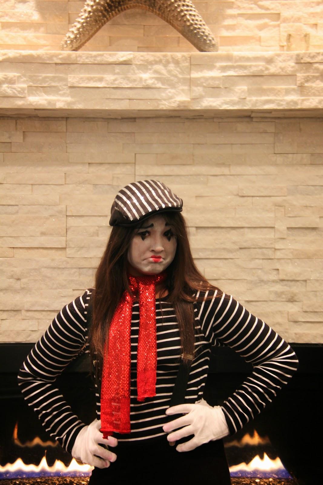 Sheer Serendipity: Easy Halloween Costume