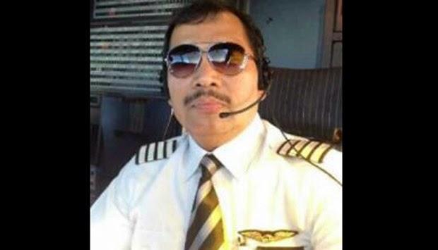 Kapten Pilot Irianto AirAsia QZ 8510