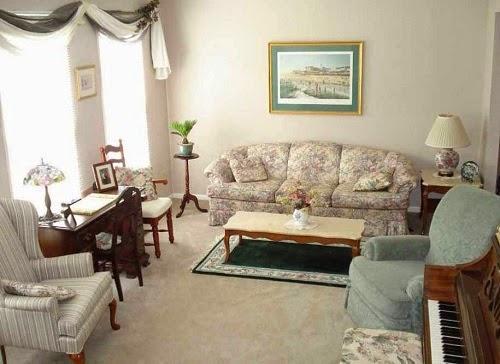 Gambar 002 Desain Ruang Tamu Rumah Minimalis TERBARU