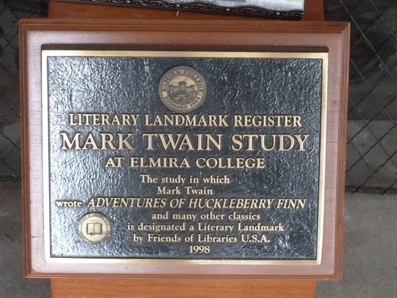 photo ops mark twain in elmira ny mark twain study