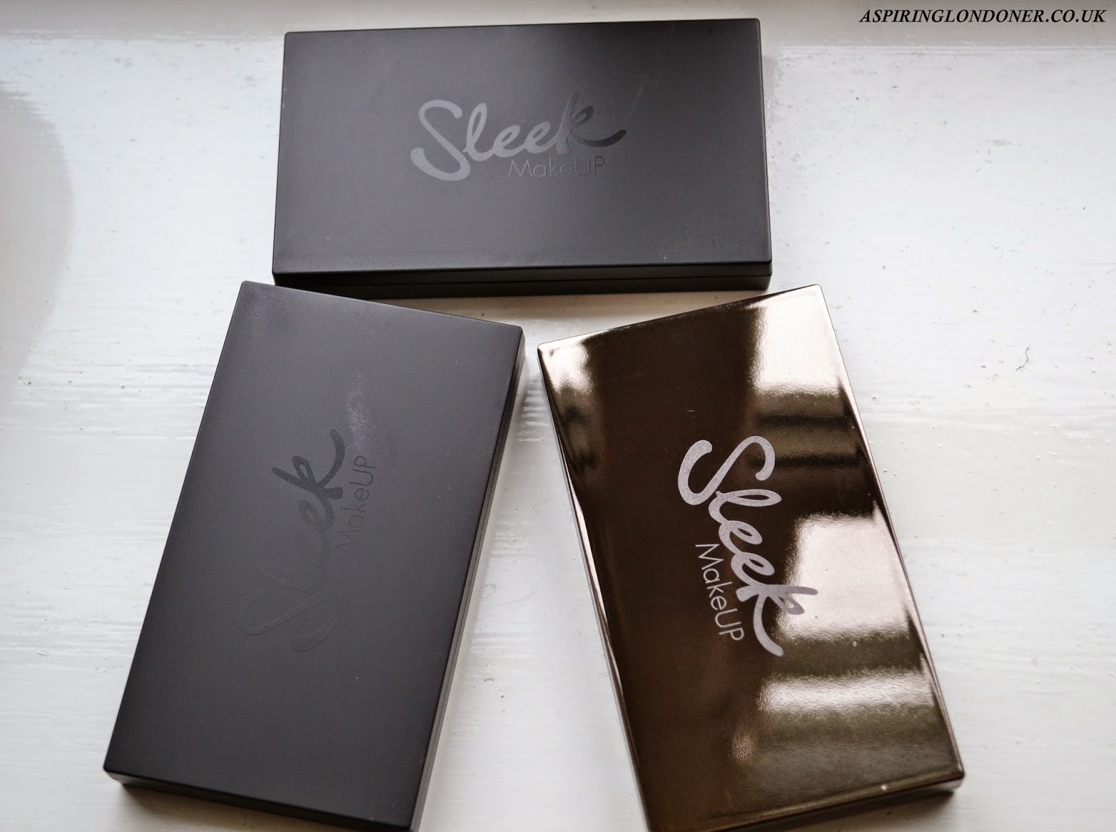 Sleek MakeUp Face & Highlighting Palettes Review - Aspiring Londoner