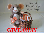 I am the lucky winner of  Pippibären`s GIVEAWAY
