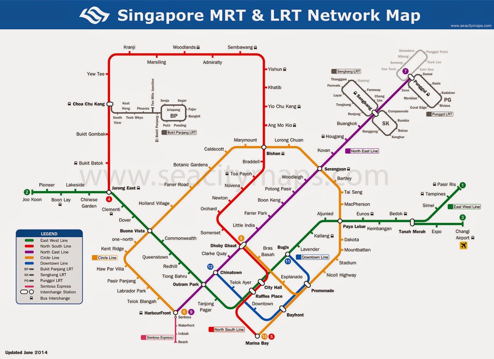mrt map singapore 2018 pdf