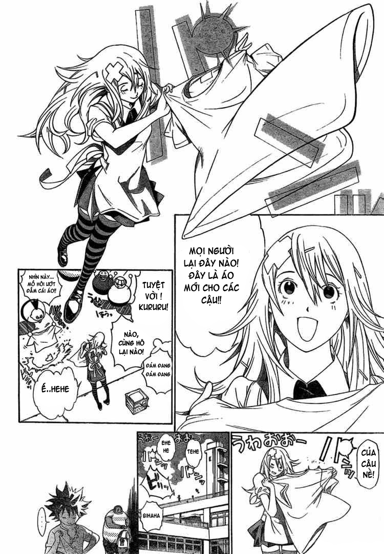 Air gear Chap 170