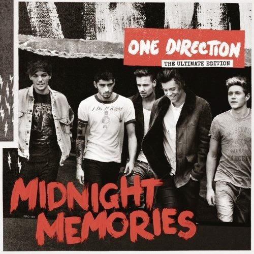 Capa One Direction   Midnight Memories (The Ultimate Edition) (2013) | músicas